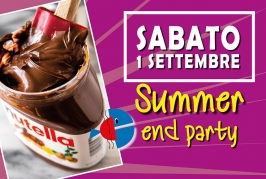Summer End Party al Centro Breggia