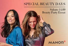 Beauty Party Event da Manor Balerna