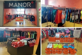 Il nuovo Outlet Sport Manor