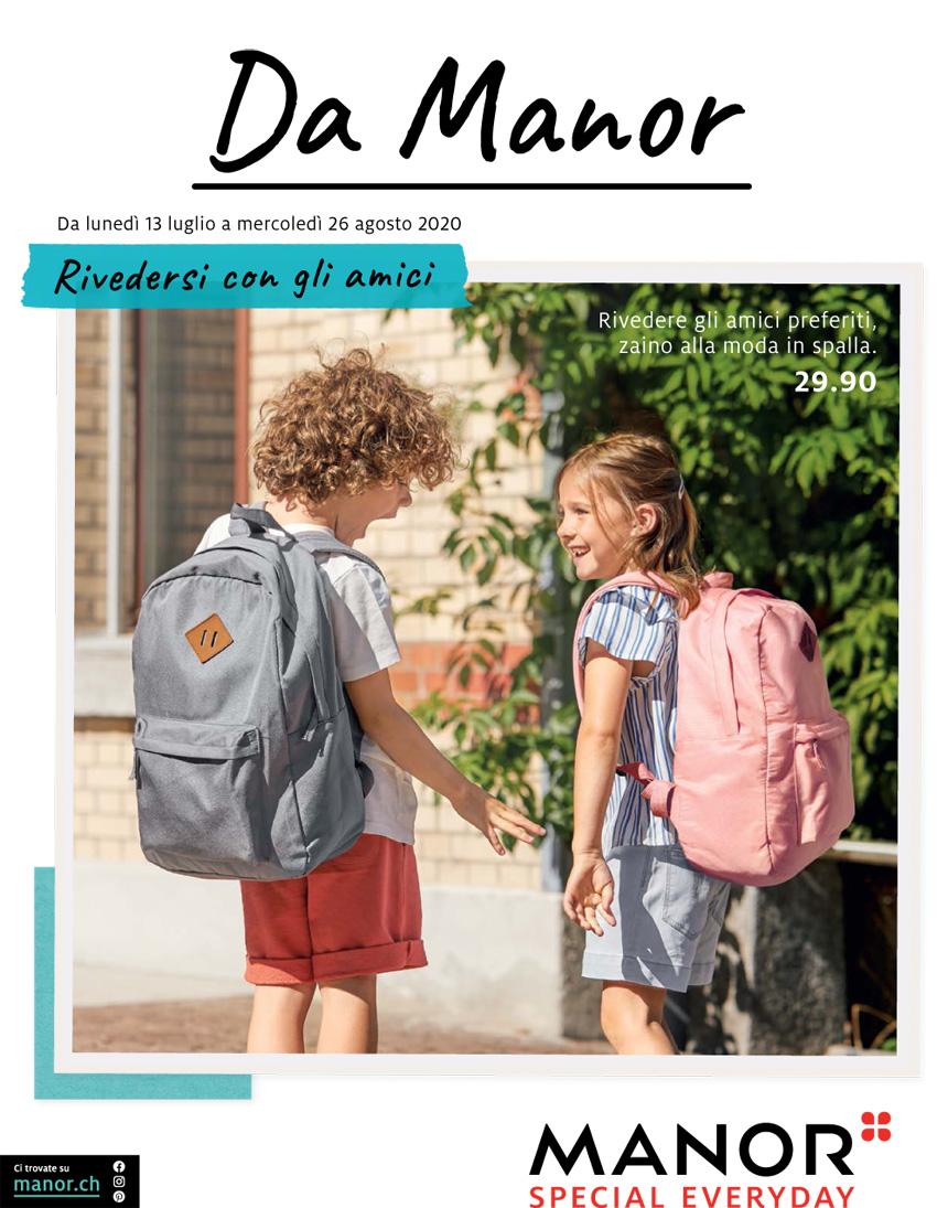 Back to School da Manor Balerna