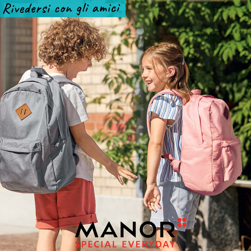 Back to School da Manor Balerna
