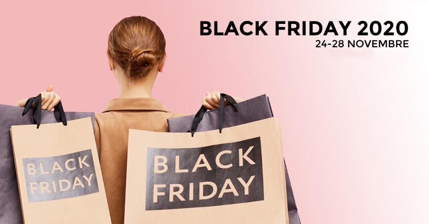 Black Friday 2020 al Centro Breggia Balerna