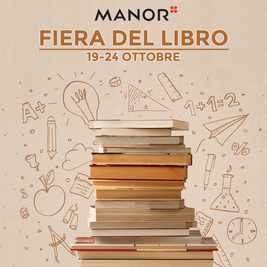 Manor Balerna fiera del libro ottobre 2020